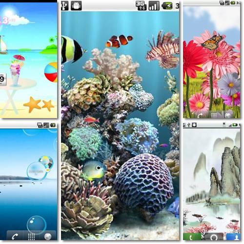 Скачать На Андроид Анимационные 3D Темы